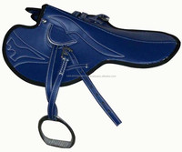 synthetic horse racing saddles