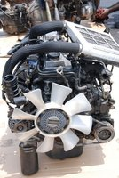 USED MITSUBISHI 4M40 TURBO ENGINE
