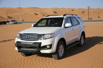 Armored Toyota Fortuner - Mspv Armored Vehicles,Armoured Suvs ...