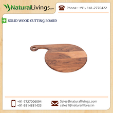 Popular Selling Solid Wood Cutting Board Wholesale Price