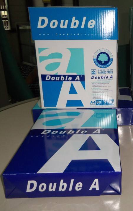 A4 Electrostatic Copy and Printing Paper Virgin Pulp A4 copy paper 80gsm