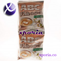 ABC Coffee Powder WHITE COFFEE 10x27gr Indonesia Origin