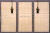 Japanese SUDARE bamboo blind wood screen window screen made in Japan
