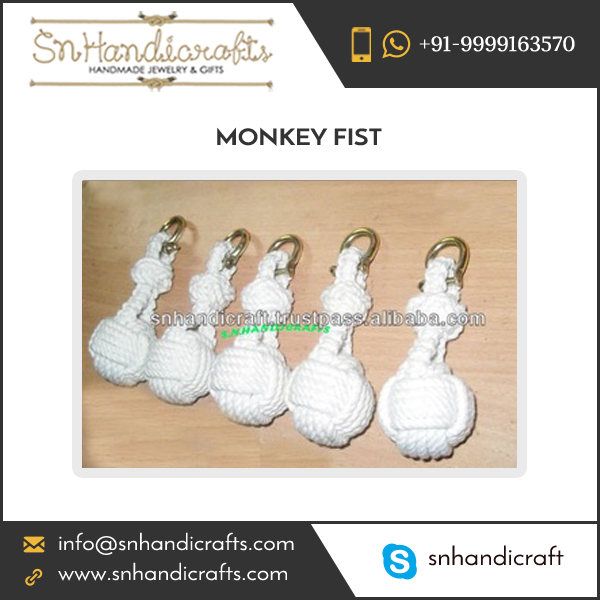 Trusted Manufacturer Selling Monkey Fist Nautical Available at Nominal Price