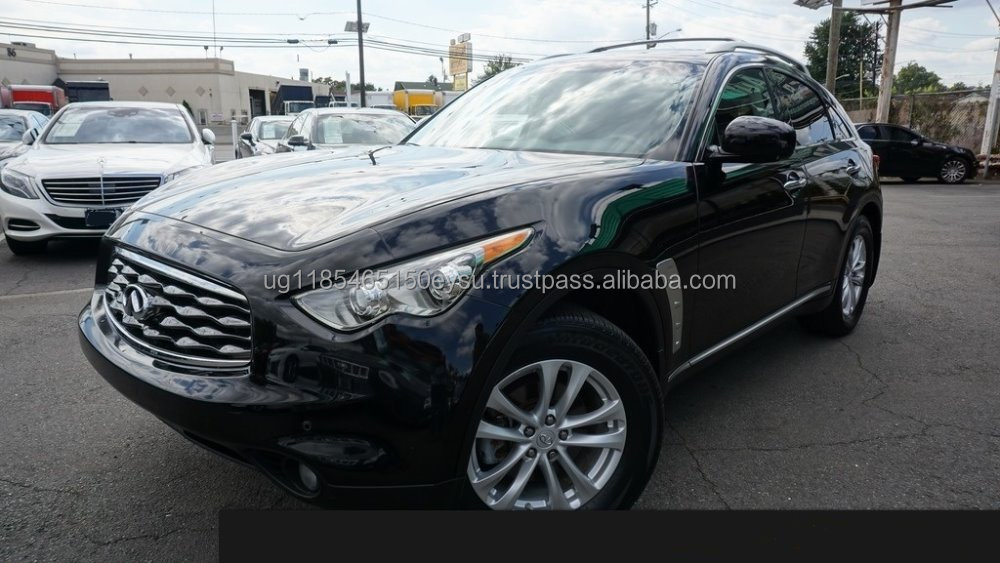 Used LHD Infiniti FX Base FX35 2010
