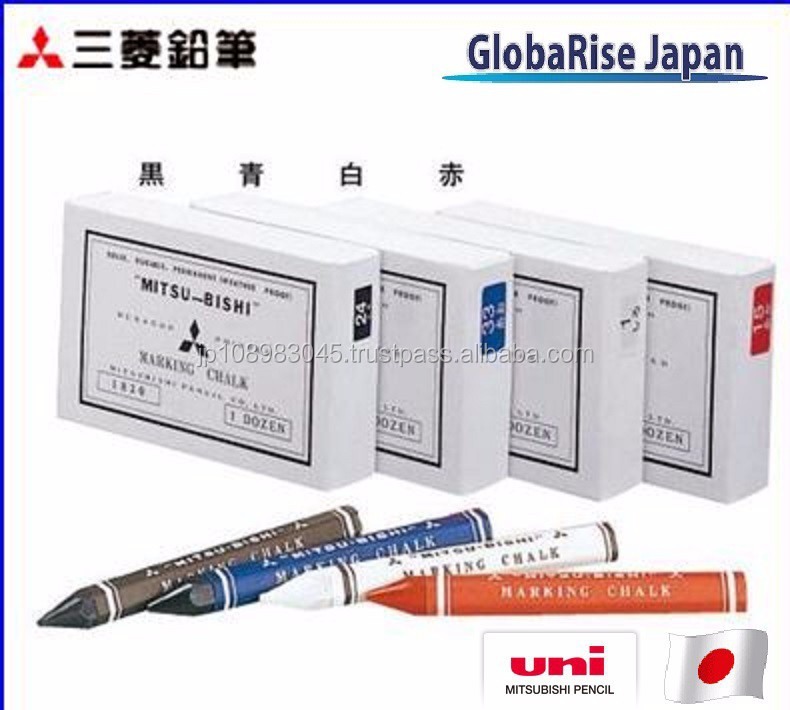 Mitsubishi Uni marking wax made in Japan factory pen for industrial use
