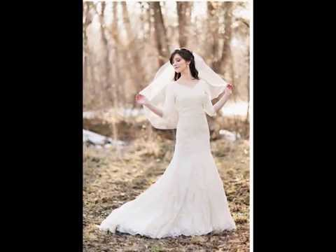 Winter Wedding Dresses - Winter Wedding Dress - Plus Size Wedding Dresses