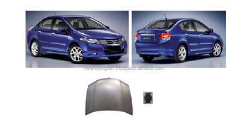 AFTERMARKET OEM MANUFACTURE FACTORY PRICE QUALITY Car Body Parts Hood For Honda City 2009