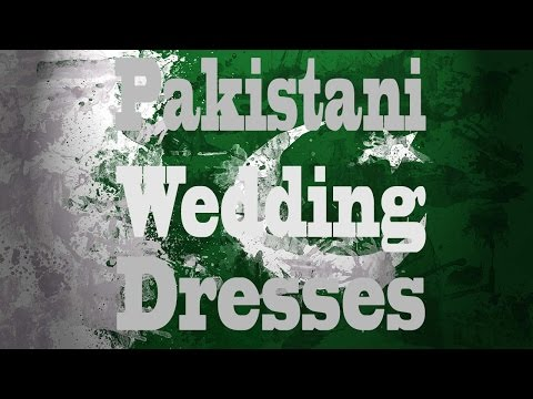 Pakistani Wedding Dresses 2016 | Designer Wedding Dresses 2016
