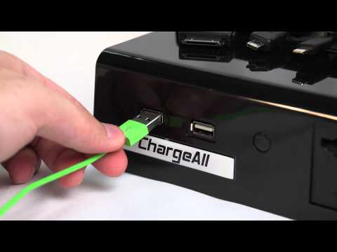Cell Phone Desktop Charging Dock Cradle - ChargeAll