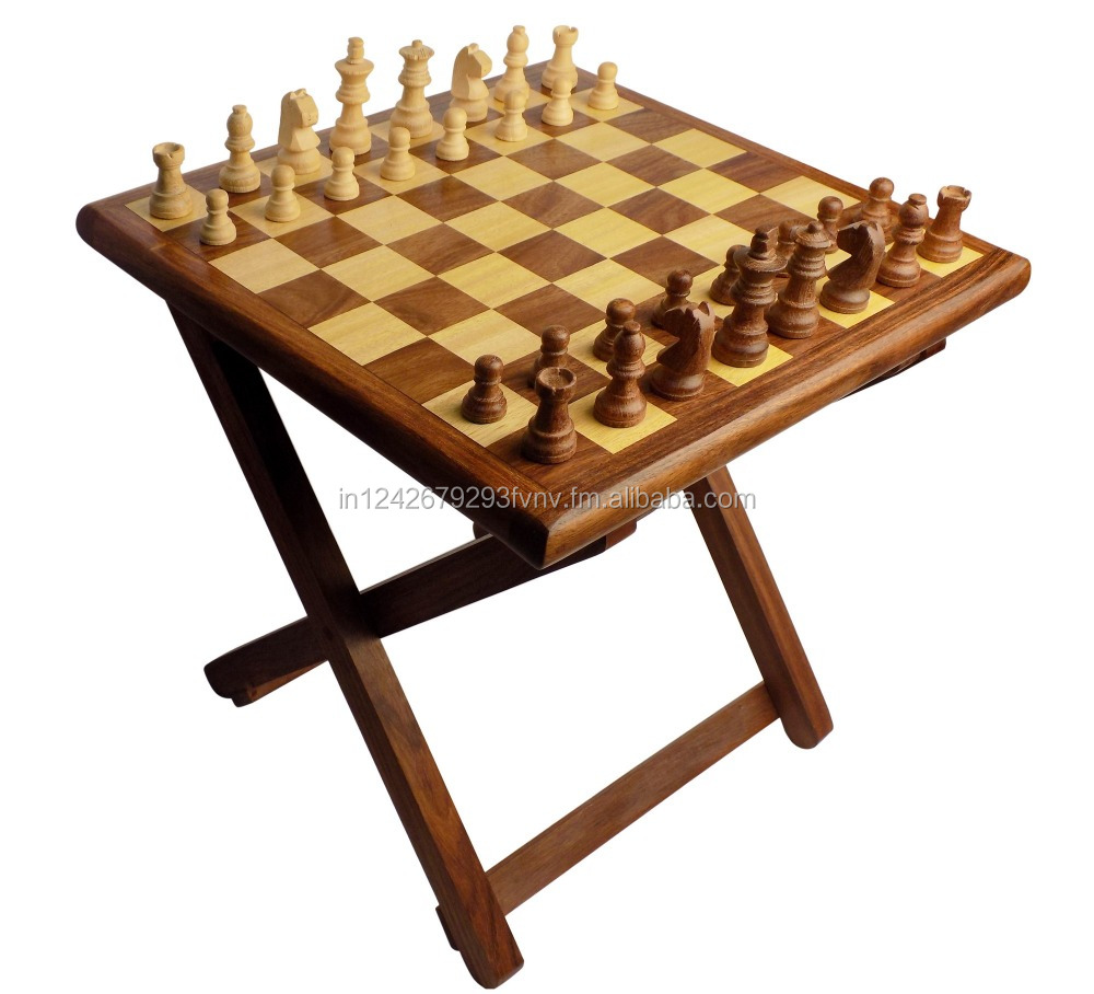 Folding Chess Table, Folding Chess Table Suppliers And Manufacturers At  Alibaba.com