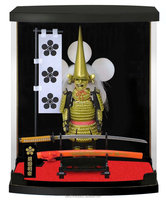 Japanese samurai armor figure for looking for distributor in South Eastern Asian Countries alibaba wedding gown