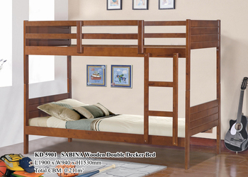 Wooden double decker bed buy wooden bunk bed wooden for Cheap double deck bed
