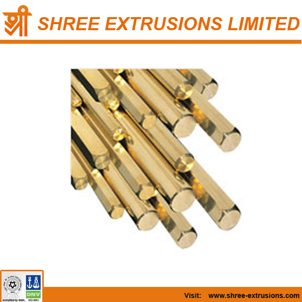 Prime Quality Brass Bars India