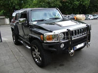 USED CARS - HUMMER H3 PICK UP (LHD 7061 GASOLINE)