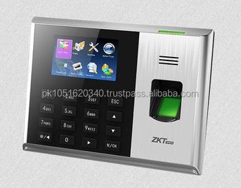 Zk S30 Fingerprint Reader Machine For Staff Biometric Attendance System -  Buy Electronic Fingerprint Machine,Fingerprint Time Attendance