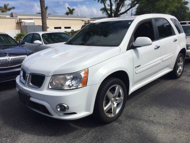 2008 Pontiac Torrent GXP