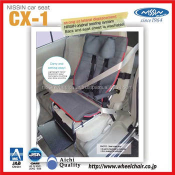 Fashionable And Lightweight Car Seat Wheelchair For People Who Aim To Independence Or Want Move