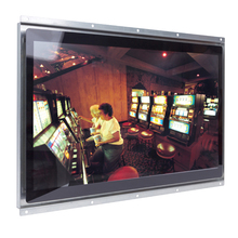 "23inch Gaming Touch LCD Monitor/ Projected Capacitive Touch/ 250cd/ 1920x1080/ RGB, DVI/ 23"" FHD 16:9 Industrial Monitor"