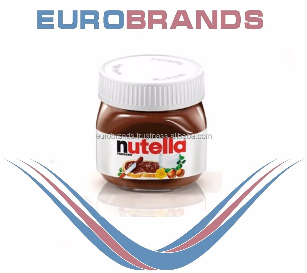 Ferrero Nutella Mini 25g. Glas