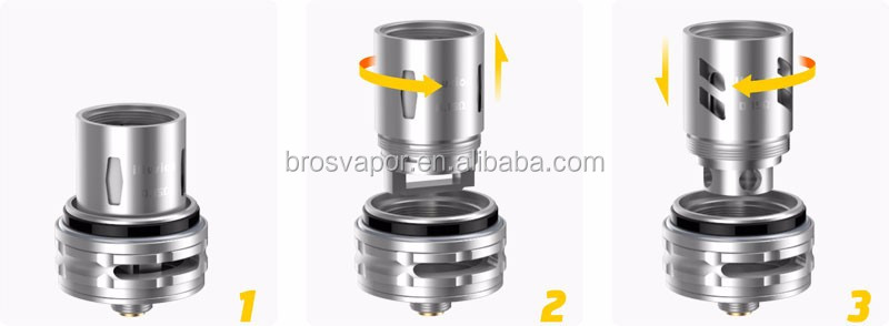 2017 hot selling Geekvape illusion sub ohm tank from brosvapor