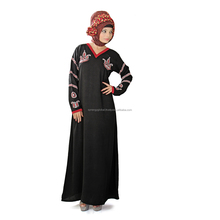 High Quality Muslim Abaya 2016 Dubai Abaya With Fashion Design - Asian muslim clothing wholesale