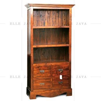 b cherregal aus holz wohnzimmer m bel 200x100 cm buy sehr g nstige wohnzimmer m bel holz. Black Bedroom Furniture Sets. Home Design Ideas