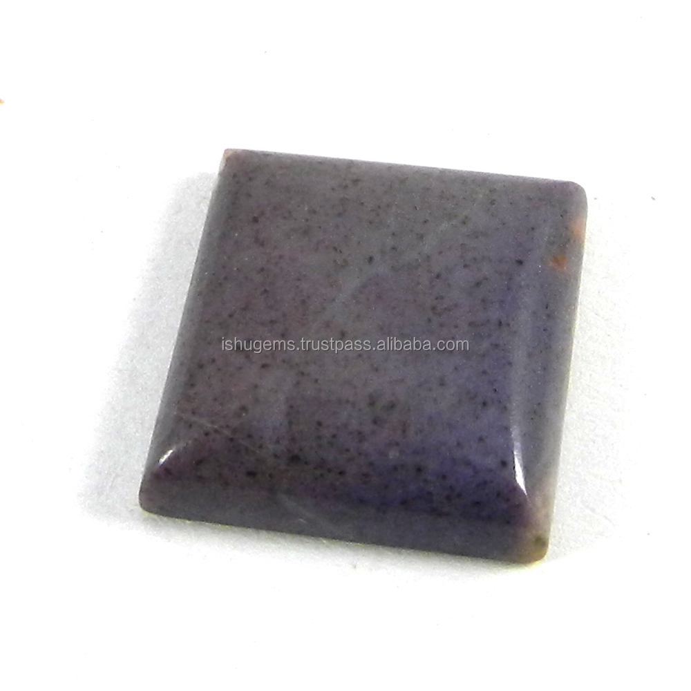 A-One Quality ! 4.10 gms Lavender Jade 17x18mm Square Cab, gemstone for jewellery IG1597