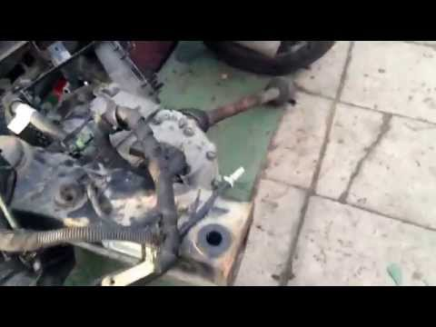 Smart Fortwo 600cc engine on complete repair, smart fortwo 600 engine