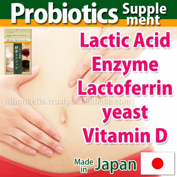 Hot-selling and Effective slim beauty weight loss pills ( Probiotics Supplement ) for gut flora , made in Japan