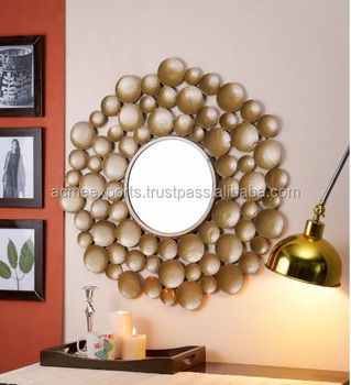 Hendicraft Metal Wall Mirrors Home Decor Wall Mirrors Wholesale Buy Design Decorative Wall Mirror Indian Designer Wall Mirror Full Wall Mirror Product On Alibaba Com