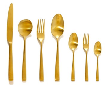 Gold Plated Cutlery Set  sc 1 st  Alibaba & Gold Plated Cutlery Set - Buy Gold Plated Dinnerware SetStainless ...