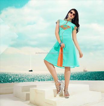 Fashion Designer Kurti /royal Design Kurti Designs For Stitching ...