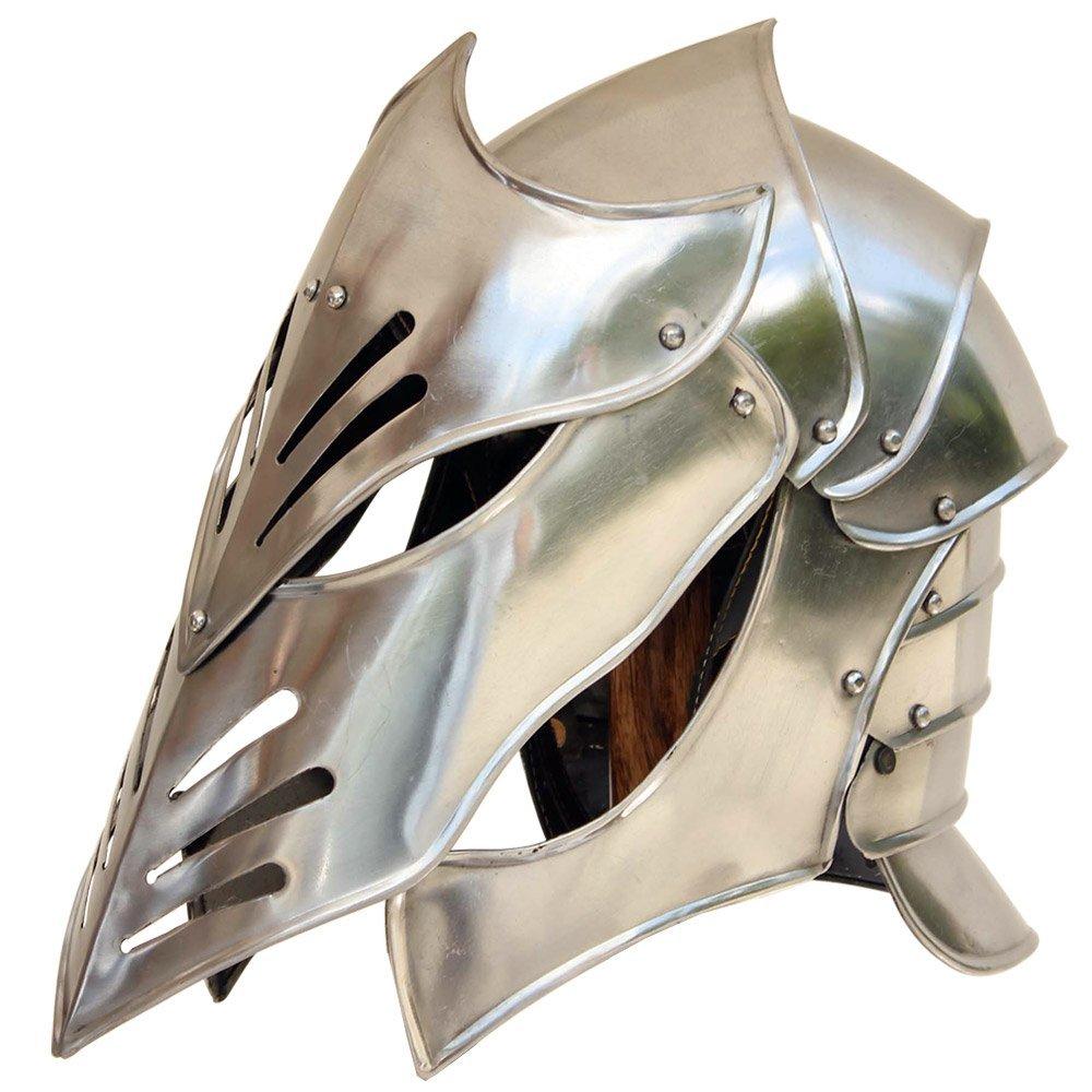 Barbute Helmet Medieval Roman Greek Armor Halloween Costume Functional  Helmets Knight's Medieval Barbute Helmet Armour Helmet Ro - Buy Aquafresh  Ro