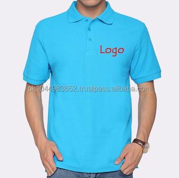 Custom embroidered high quality polo shirt buy for High quality custom shirts