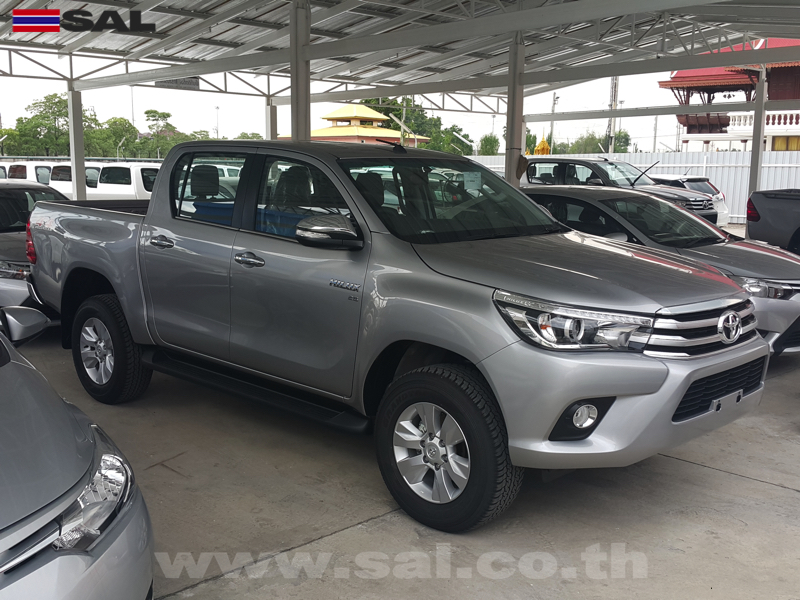 2016 toyota hilux revo double cabine 2 8g 4x4 2 8 l diesel. Black Bedroom Furniture Sets. Home Design Ideas