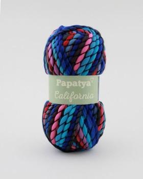 Hand Knitting Yarn Papatya California 1040