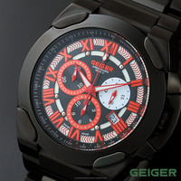 Swiss Made Luxury Sports Watches For Men Chronograph Quartz ...