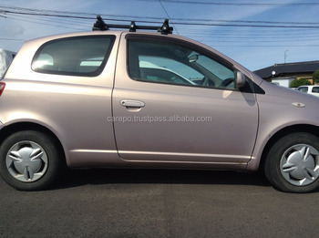 Used Toyota Vitz Car For Sale In Japan (engine: 1sz,Model: Gh ...