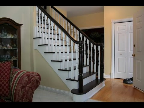 Railings For Inside Stairs - Home Design Ideas and Pictures