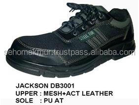 Safety Shoes Metal Toe Type DB 3001 Jackson