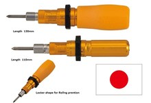Various types of and High-performance philip screw driver for industrial use , small lot order available