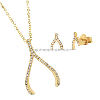 studs single baby dear and diamond necklace products stud foe