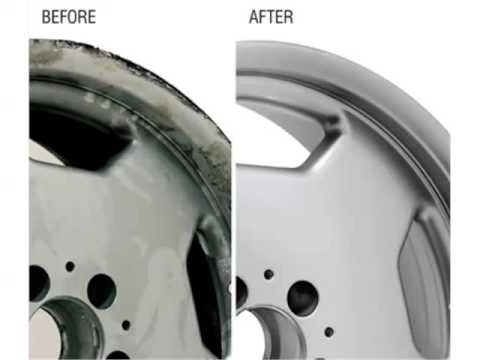 alloy wheels rim repair