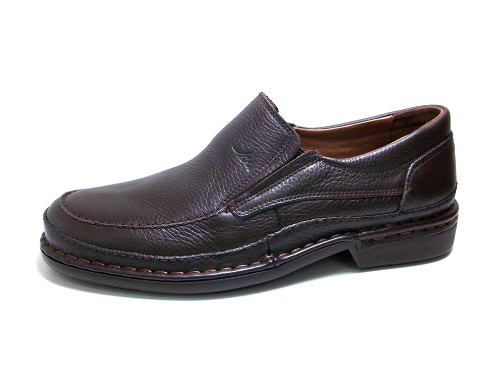 leather in shoes on spain made Men genuine slip wpvPqP