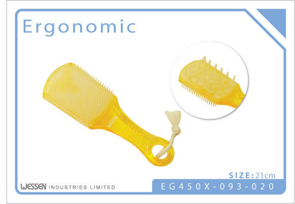 EG Honey Bath & Scalp Double Sided Brush