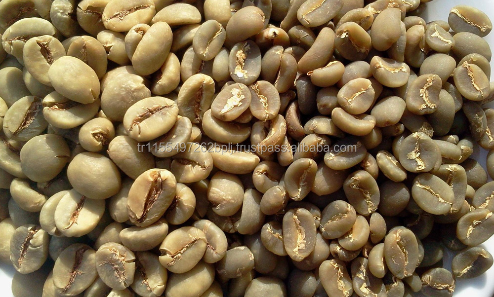 Green Arabica Coffee Beans. GREEN ROBUSTA AND ARABICA COFFEE BEANS GRADE 1