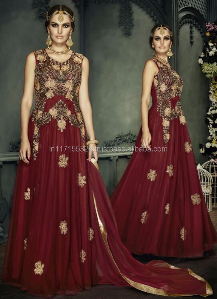 Anarkali Suits Online Shopping India - Anarkali Frock -anarkali ...