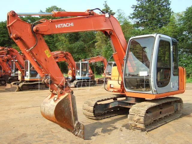 used Hitachi high quality EX60-5 Excavator for sales