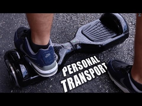 "Self Balancing ""Hoverboard"" Electric Scooter Review IO Hawk, PhunkeeDuck, MonoRover R2 )"